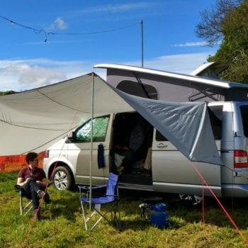 Camper vans ar Shepley