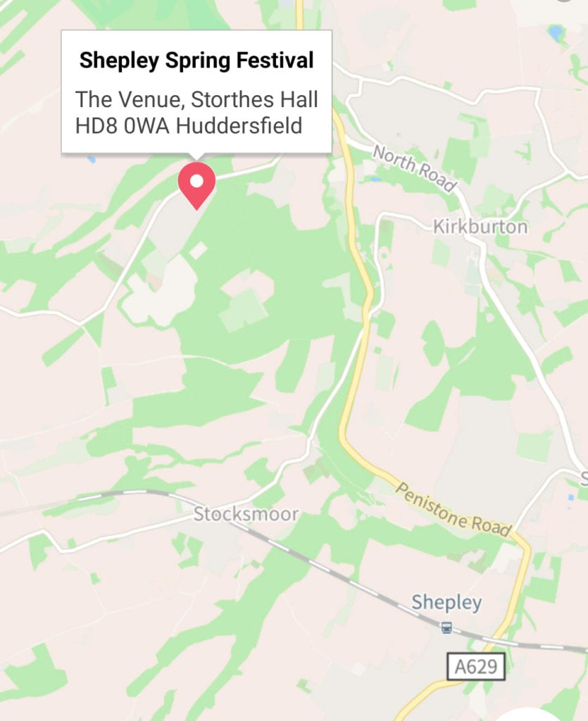 venue map 19