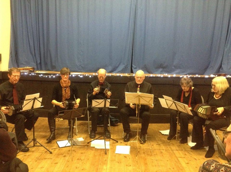 West Yorkshire Concertina Ensemble